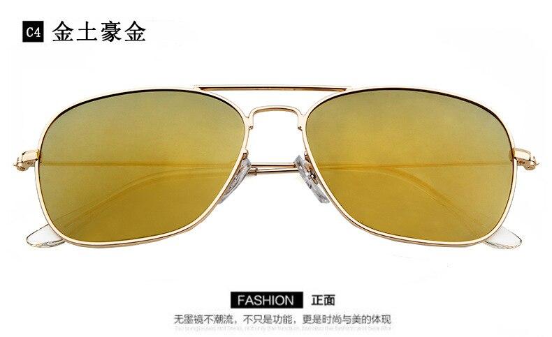 LVVKEE Μόδα ΠΟΛΥΜΕΝΑ Γυαλιά ηλίου - Αξεσουάρ ένδυσης - Φωτογραφία 2