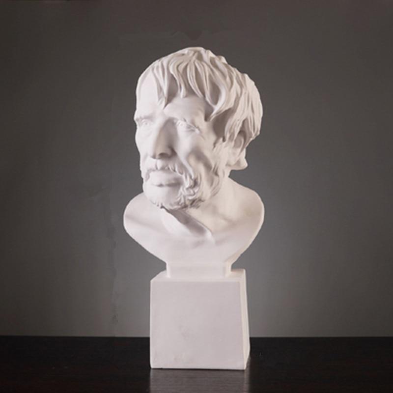 Pirate Statues Figure Bust Sculpture Resin Art&Craft Home Decoration Accessories Art Material R943