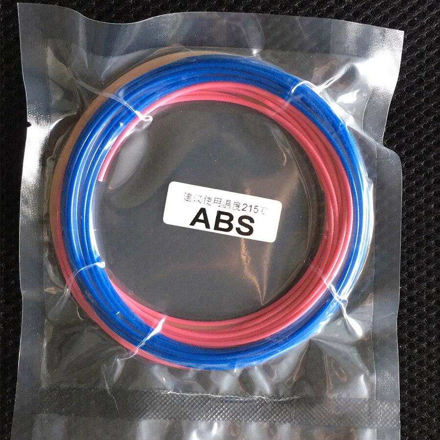 wholesale 30 bags/set 3D Pen Filament ABS/PLA 1.75mm Plastic Rubber ...