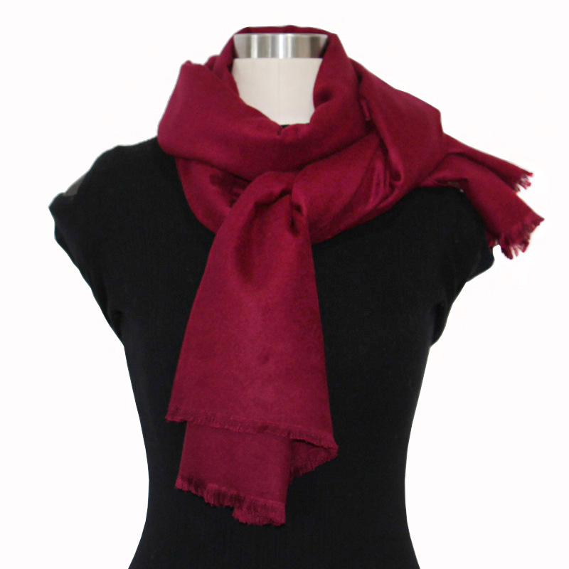 Autumn Winter Female Thicken Wool Solid Scarf Women Cashmere Scarves Wide Lattices Long Shawl Wrap Blanket Warm Tippet Drop Ship