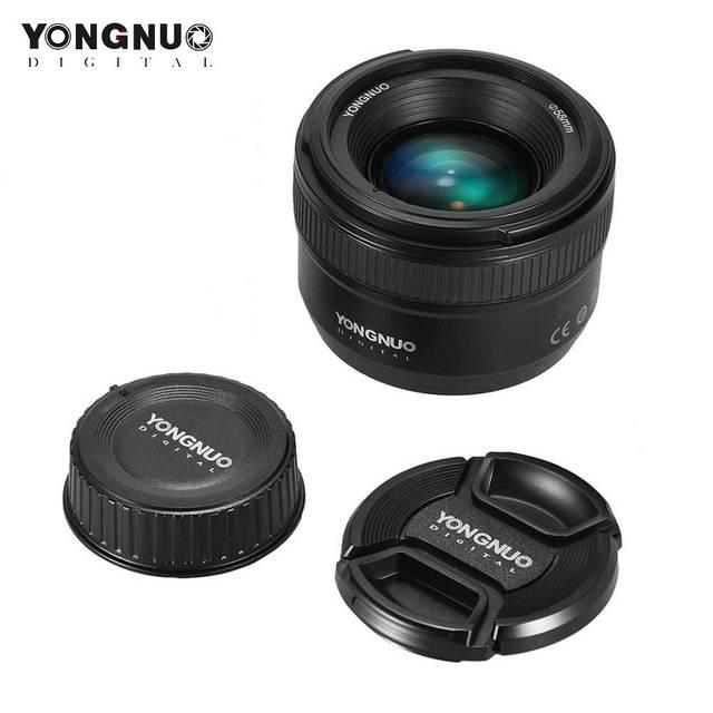 YONGNUO YN35mm F2 Ống Kính Máy Ảnh Ống Kính cho Máy Nikon Canon EOS YN35mm Ống Kính AF MF Ống Kính Góc Rộng cho 600D 60D 5DII 5D 500D 400D 650D 6