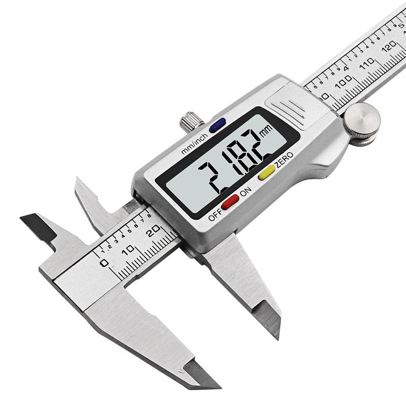 Meetinstrument Roestvrij Staal Digitale Schuifmaat 6  4