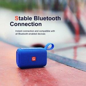 Image 5 - DOSS E Đi Ngoài Trời IPX6 Chống Nước Loa Di Động Bluetooth Không Dây Tắm Loa Hỗ Trợ TF AUX USB Cho iphone