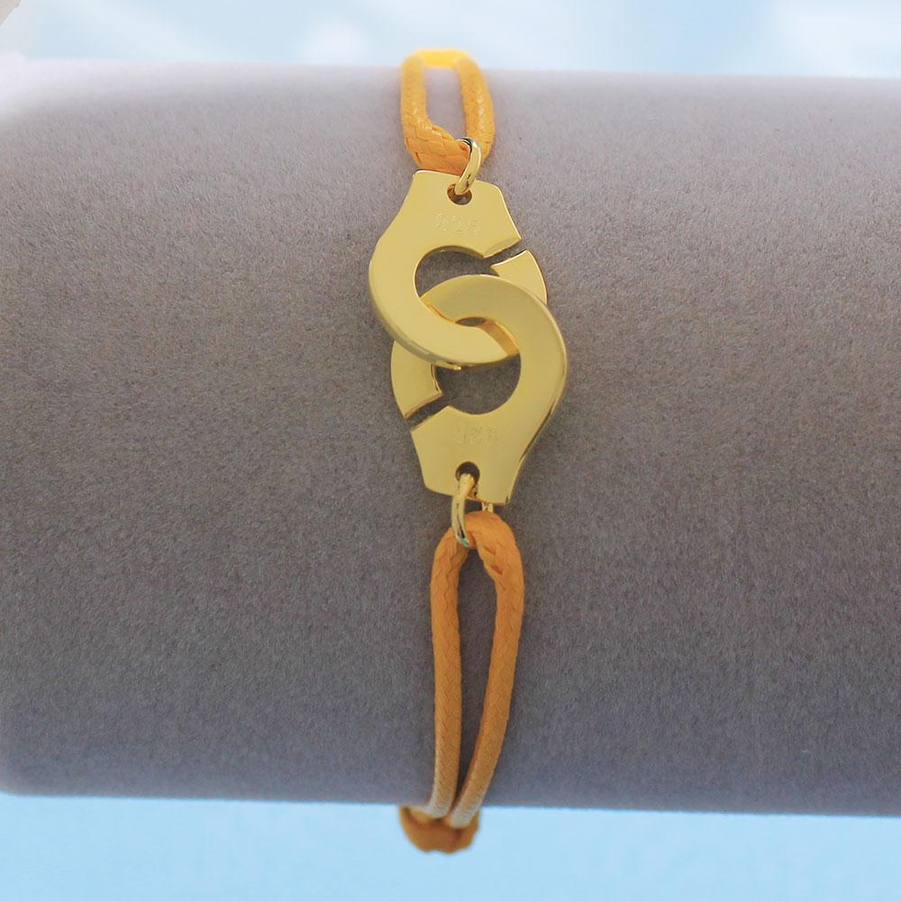 Мужские ювелирные изделия из стерлингового серебра 925 браслет наручники для женщин Bijoux с регулируемой веревкой 925 Серебряный кулон браслет для мужчин - Окраска металла: YY