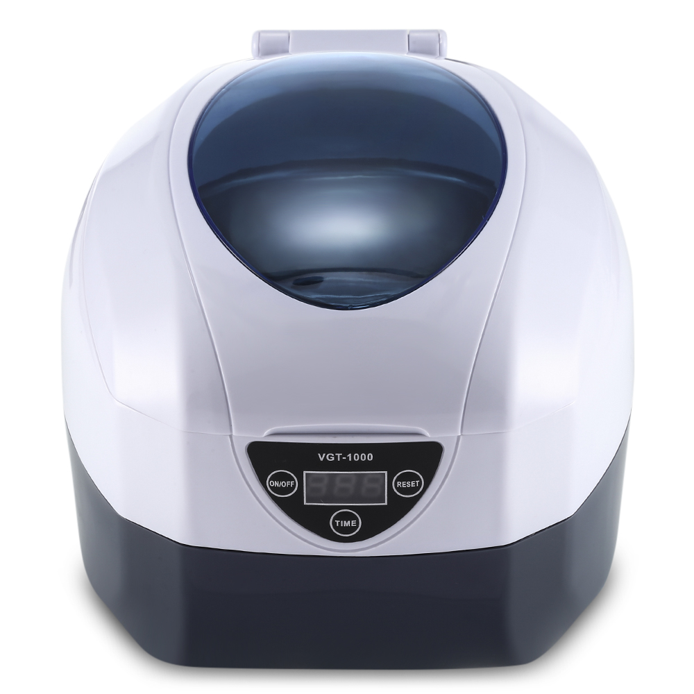 VGT - 1000 0.75L Ultrasonic Manicure Sterilizer Cleaner Sterilizing Nail Tools Disinfection Cleaning Machine vgt 1000 0 75l ultrasonic manicure sterilizer cleaner sterilizing nail tools disinfection cleaning machine