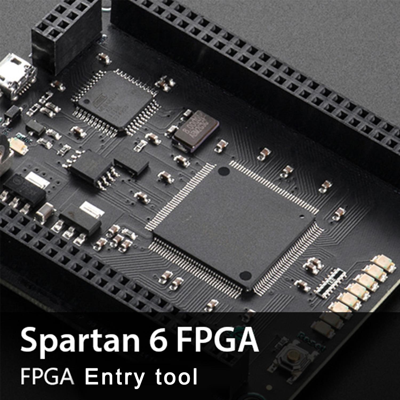 TONYLABS Mojo V3 FPGA Spartan 6 FPGA développer la carte Verilog