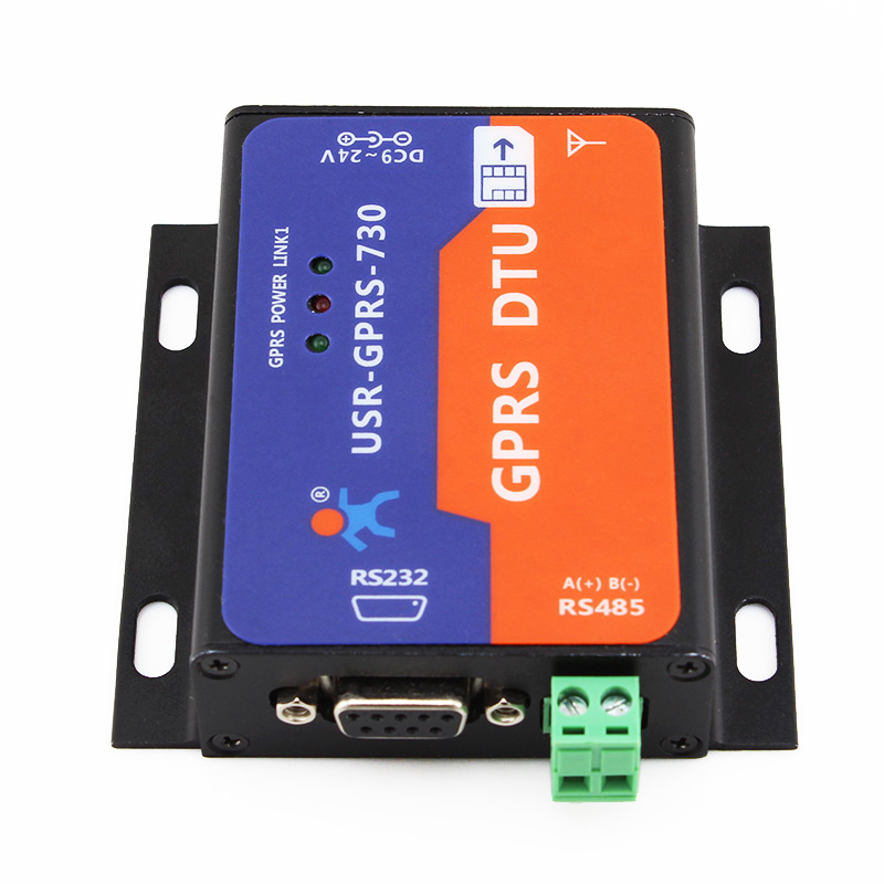USR-GPRS232-730 Serial to GPRS Server RS232 to GPRS RS485 to GPRS Converter