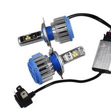 2 PCS T1 Series 70W 7200LM 6000K H4 H1 H3 Turbo LED Car Headlight H7 H11 880/881 9005 HB3 9006 HB4 9007 HB5 Light Bulb aicarkas 2 pcs 36w 4000lm 6000k h4 h1 h3 turbo led car headlight h7 h8 h9 h11 880 881 9005 hb3 9006 hb4 9007 led fog light bulb
