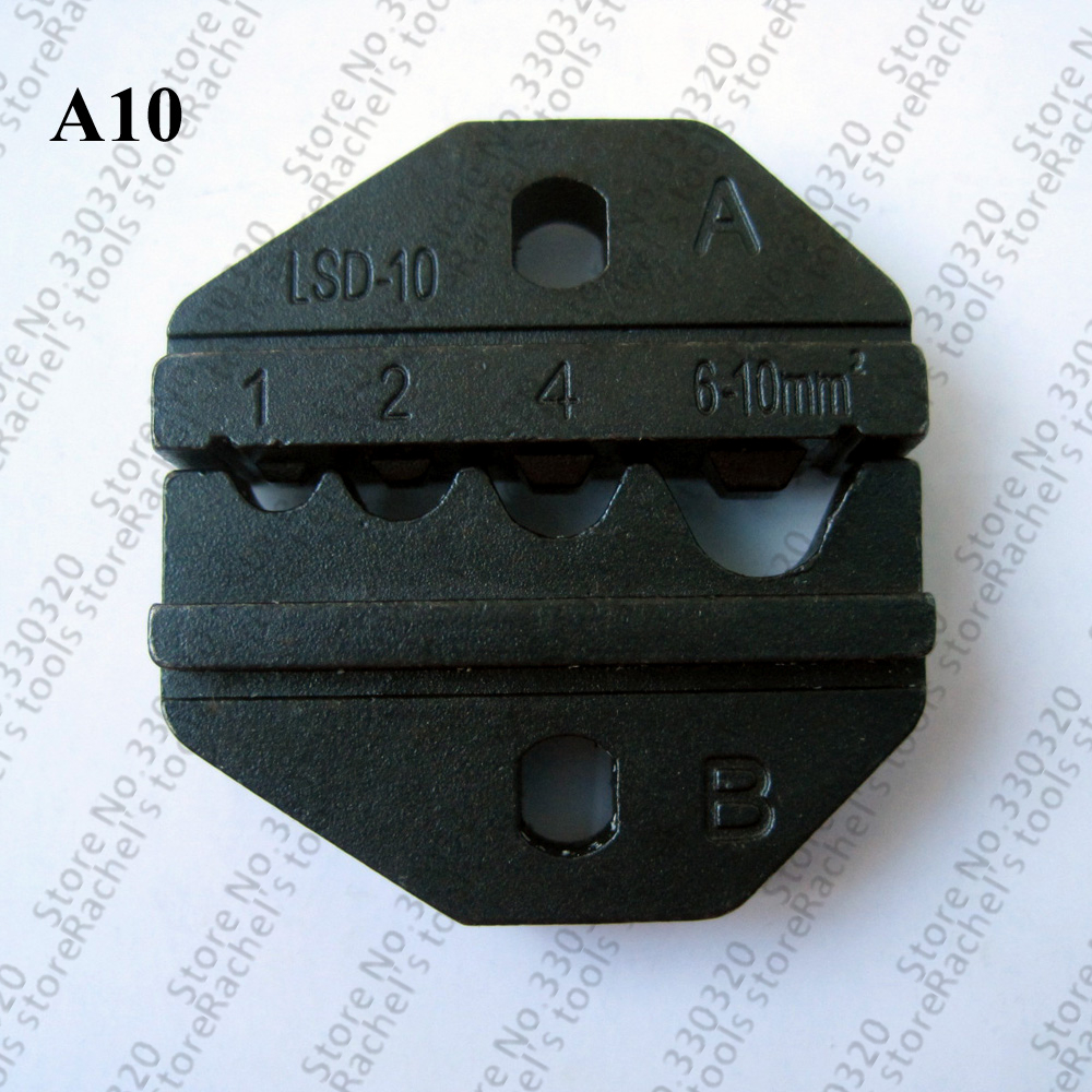 A10 Die Set For Crimping Non Insulated Terminals