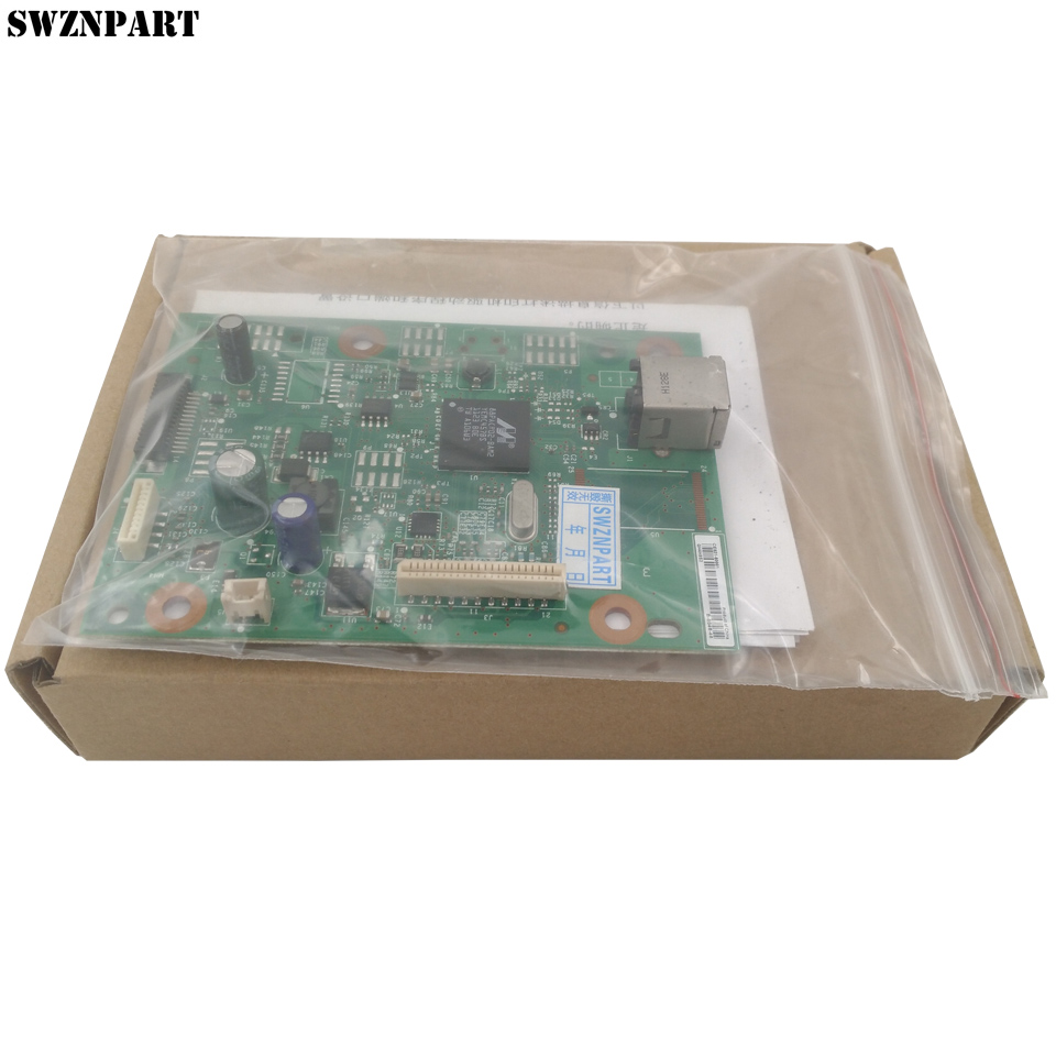 Second Hand FORMATTER PCA ASSY Formatter Board Used logic Main Board For HP M1132 M1130 M1136 M 1130 1132 1136 CE831-60001 gzlspart for hp 1136 original used formatter board parts on sale
