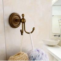 Antique Robe Hook,Clothes Hook Brass Finish,Bathroom Hardware Robe Hooks,Bathroom Accessories FY801 1