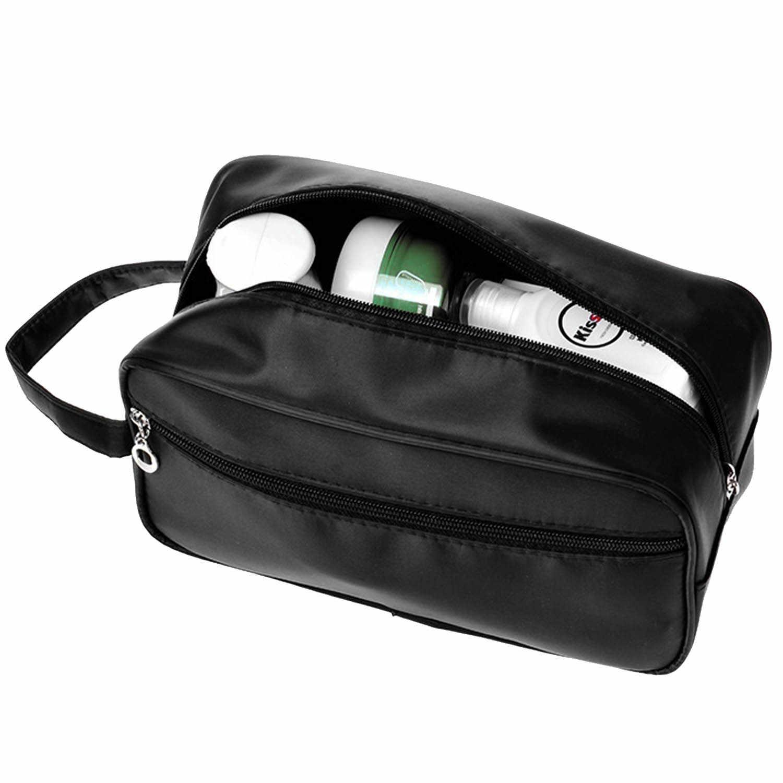 c9b1d0036eb2 Behogar Travel Waterproof Big Capacity Unisex Women Men Toiletry Storage  Bag Wash Shaving Makeup Cosmetic Shower Organizer Case