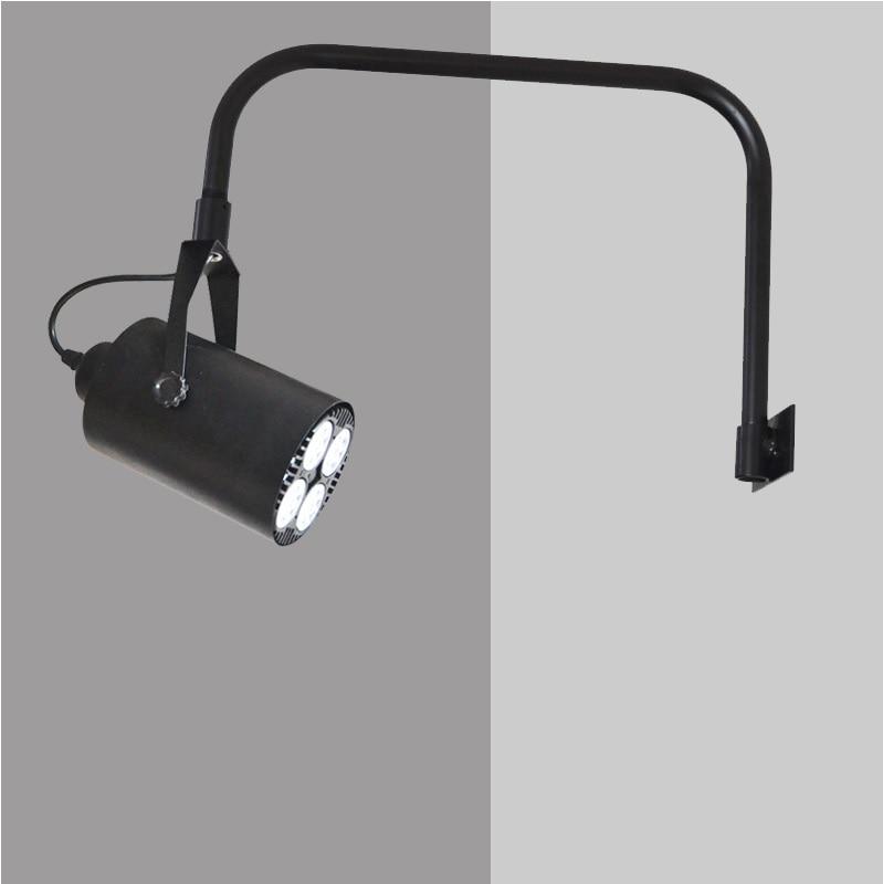 الاتصالات البصرية الأضواء للمعارض و المعارض التجارية 40 سنتيمتر ارتفاع الذراع الطويلة و 30 سنتيمتر اضافية