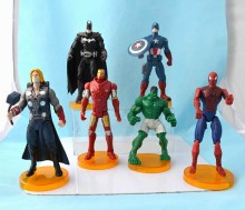 70sets 6pcs/set  Action Figures Toys