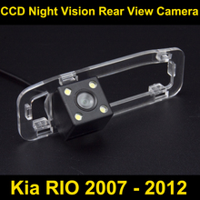 FOR Kia RIO 2007 2008 2009 2010 2011 2012 CCD Car Rear view Camera BackUp Reverse Parking Camera