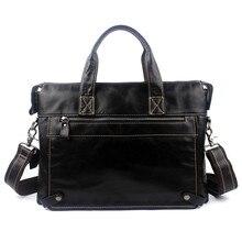 Модные мужские сумки из натуральной кожи, мужской портфель, сумки через плечо, сумка-мессенджер, мужская сумка на плечо, натуральная кожа