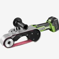 Variable Speed Belt Sander High Power Woodworking Andpaper Grinder Angle Polisher