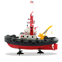 Kids creative Toy educational toy large rc boat 3810 remote control fire boat Outdoor play sprinkler water jet toy kid best gift