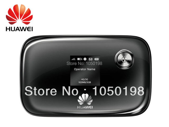 Brand New 150M Lte 4G Router HUAWEI E5776 Pocket wifi for IPAD