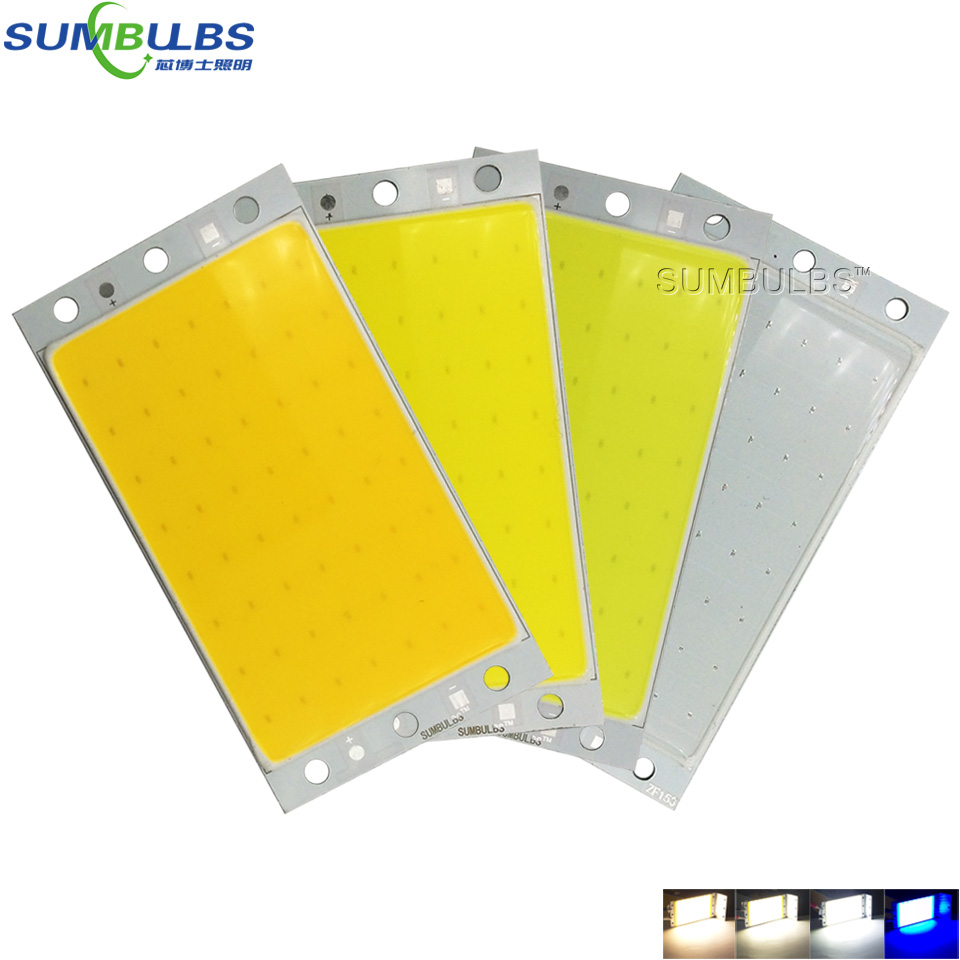 Aliexpress Com Buy Sumbulbs 15w Cob Led Strip Light Lamp