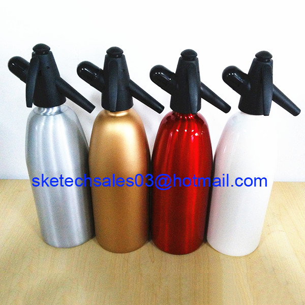 1000ml soda maker siphon home diy soda water dispenser machine for wholesale - Soda Maker