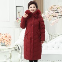 Plus size 7Xl Middle aged fashion large yards thick down jacket PDB8896 Large size XL 2xl 3X 4Xl 5XL 6XL 7XL