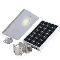 4 шт./лот 5 Вт солнечных батареях 18 В 10 Вт монокристалл кремния солнечные панели все в один светодиод двор лампа/свет сада