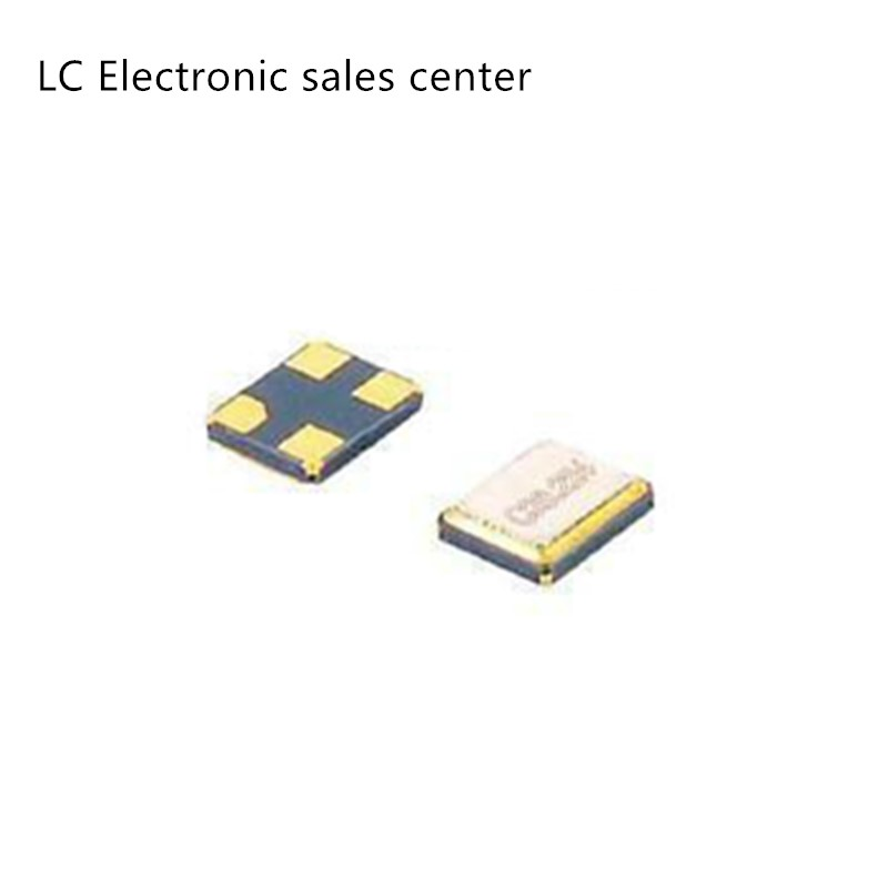 10pcs Original patch active crystal oscillator 2520 OSC 2.0 * 2.5 <font><b>24MHZ</b></font> image