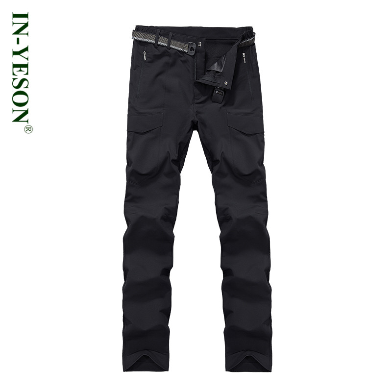 Spring Autumn Outdoor Sports Pants Men Pockets Breathable Quick Dry Waterproof Men's Hiking Pants Camping Climbing Trousers Men brand new autumn winter men hiking pants windproof outdoor sport man camping climbing trousers big sizes m 4xl free shipping