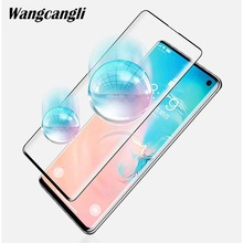 Screen Protector For Samsung Galaxy s10 glass Tempered Glass plus s10e 9h Full Cover Protective