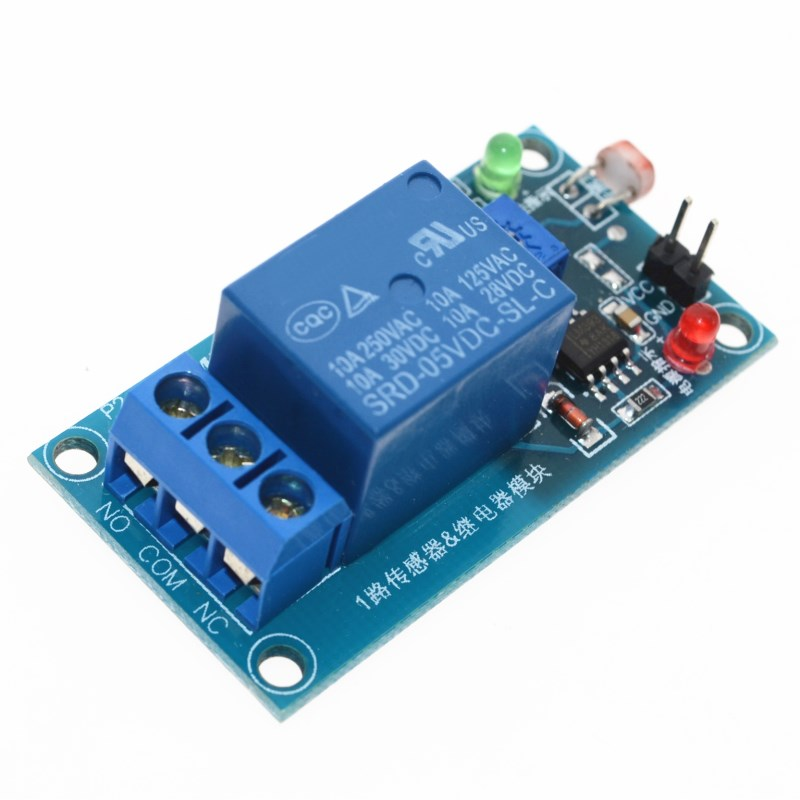 Sensor Automatic Lamp Circuit 5 Ledandlightcircuit Circuit