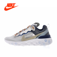 2018 New Original Authentic UNDERCOVER x Nike Upcoming React Element 87 Women's Comfortable Running Shoes Sneakers AQ1813 341