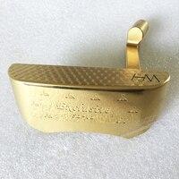 Новый гольф клубов heads Хиро Мацумото S.2 02 гольфа голову золото Правша клубы Гольф heads Нет клубов Вал Бесплатная доставка