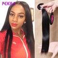 1 Pc Cheap 8A Grade Virgin Unprocessed Human Hair Remy Straight Virgin Hair Bundle Deals Annabelle Raw Indian Virgin Hair Weave
