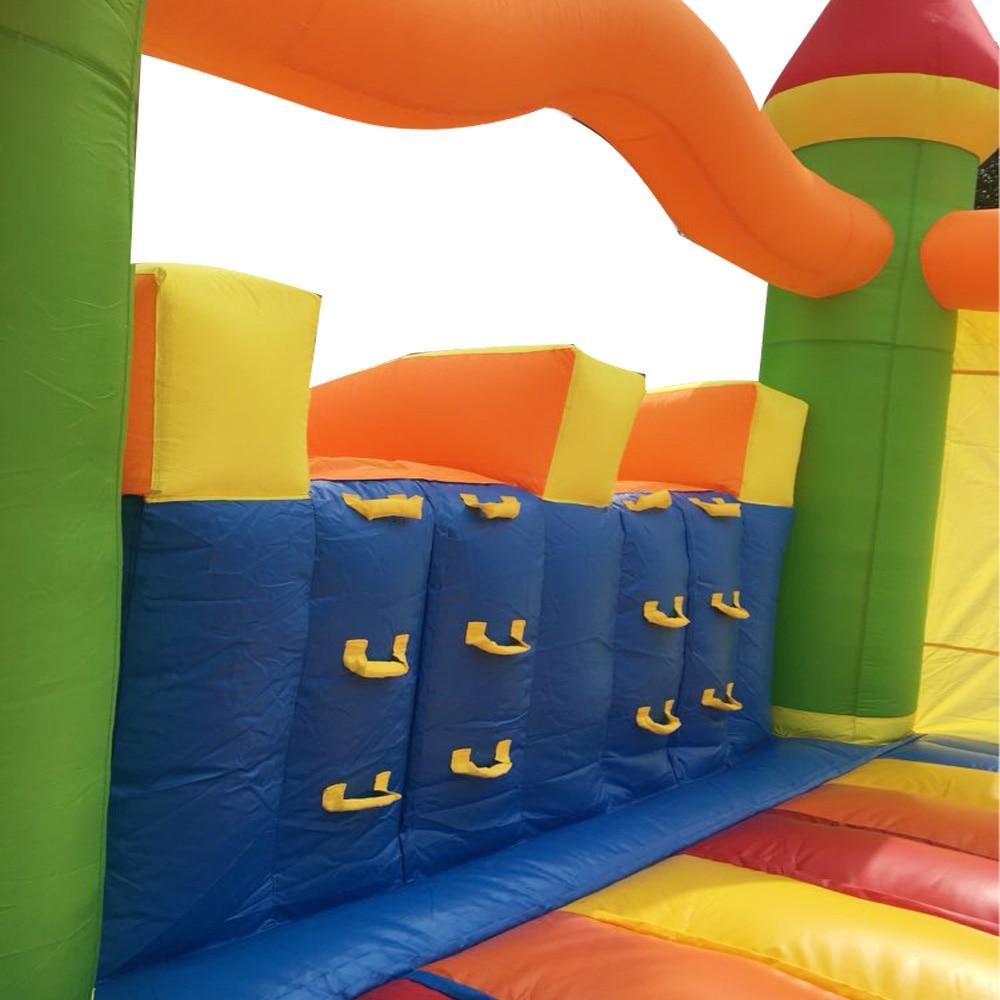 YARD óriás felfújható Bounce House 6.5x4.5x3.8M nagy méretű - Szórakoztató és szabadtéri sportok - Fénykép 6