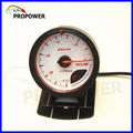 "2.5"" 60MM DF Advance CR Gauge Meter Vacuum Gauge White Face With Turbo Sensor/AUTO GAUGE"