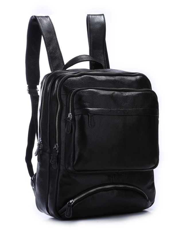 Popular Leather Computer Backpack-Buy Cheap Leather Computer ...