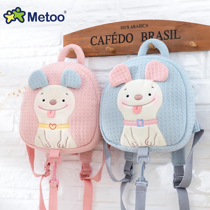Metoo-Kids-Baby-Bags-Animals-Cartoon-Kids-Doll-Toy-Children-Shoulder-Bag-for-Kindergarten-Angela-Rabbit-Girl-Plush-Backpacks-1
