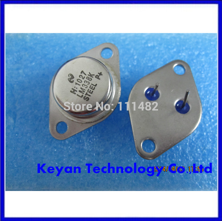 5pcs <font><b>LM338K</b></font> LM338 Voltage Regulator 5A 1.2V To 32V image