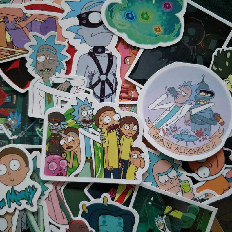 y divertida Morty hoy