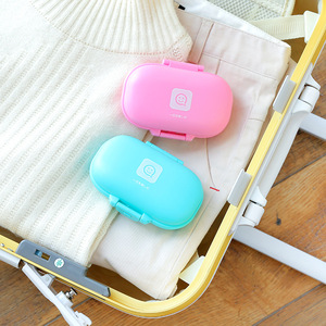 Image 2 - 5PCS Travel Soap Dish Box Case Holder Hygienic Easy To Carry Soap Box Home Bathroom Shower Travel Hiking Holder Container Box