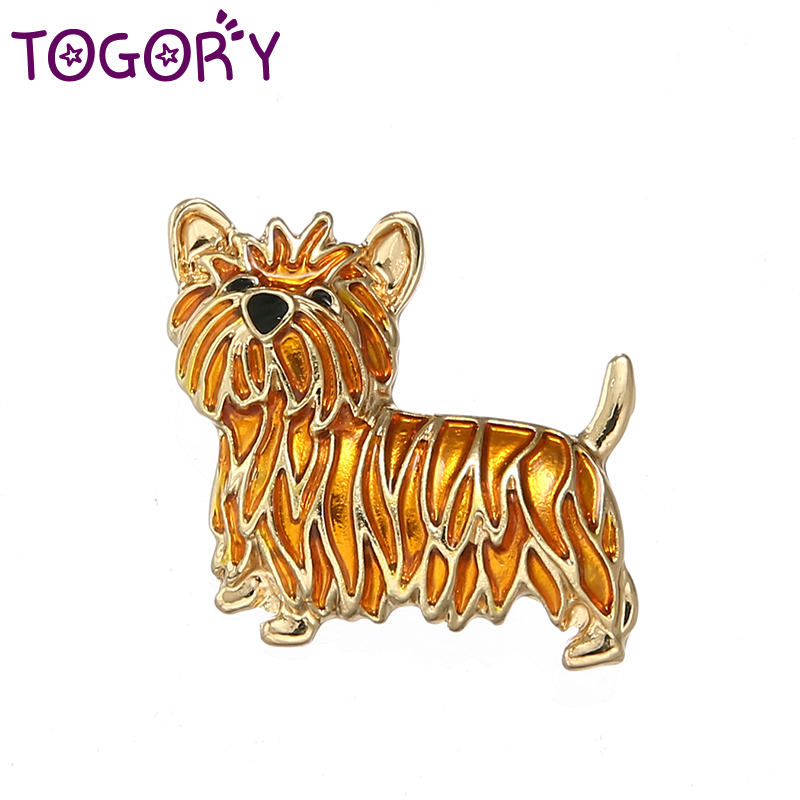 TOGORY Large lion Vintage Brooches Antiques Bouquet Owle Pin Up Designer Wedded Broach Scarf Clips Jewellerys