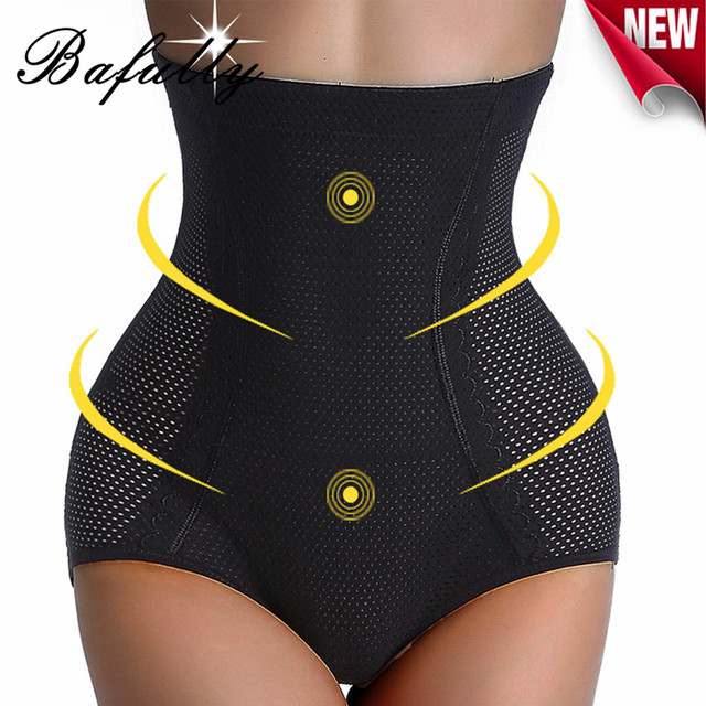 f16fc66d9f Women Butt Lifter Stomach Shaper Seamless Tummy Control High Waist Briefs  Thigh Slimmer Body Shaper Flatten Belly Sexy Underwear