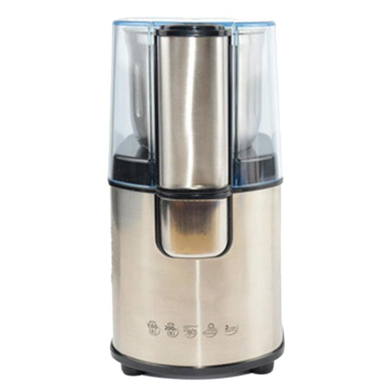 Waterproof Electric Coffee Grinder Bean Nuts Grinding Miller Kitchen Salt Pepper Mill Spice Seeds Coffee Bean Grinder Machine