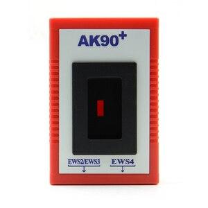 Image 2 - Originele Nieuwste V3.19 AK90 Key Programmeur AK90 + Voor Alle Bmw Ews Van 1995 2005 OBD2 Kopie Autosleutels met Beste Prijs