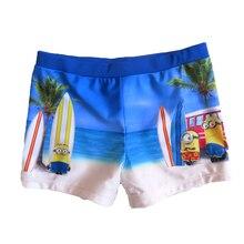 8d505d74e3 2019 Boys Swim Trunks Children Boys Summer Swimwear 2-6 Years Boys Beach  Shorts Kids