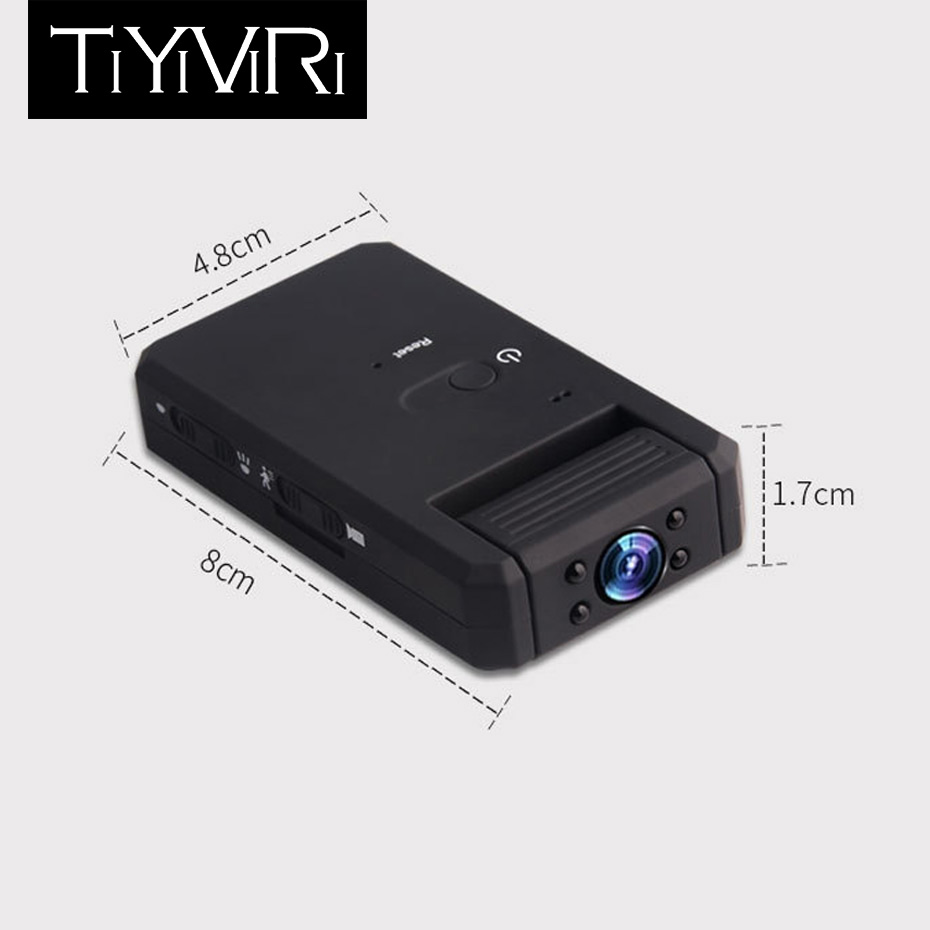 Mini Camera HD Camera Night Vision Mini Camcorder 1080P Action Camera DV Video voice Recorder Micro Sport Outdoor Bike DV ep5 20pcs lot mini dv headphone sport camera bluetooth headset video recorder run ride video camera listen to music