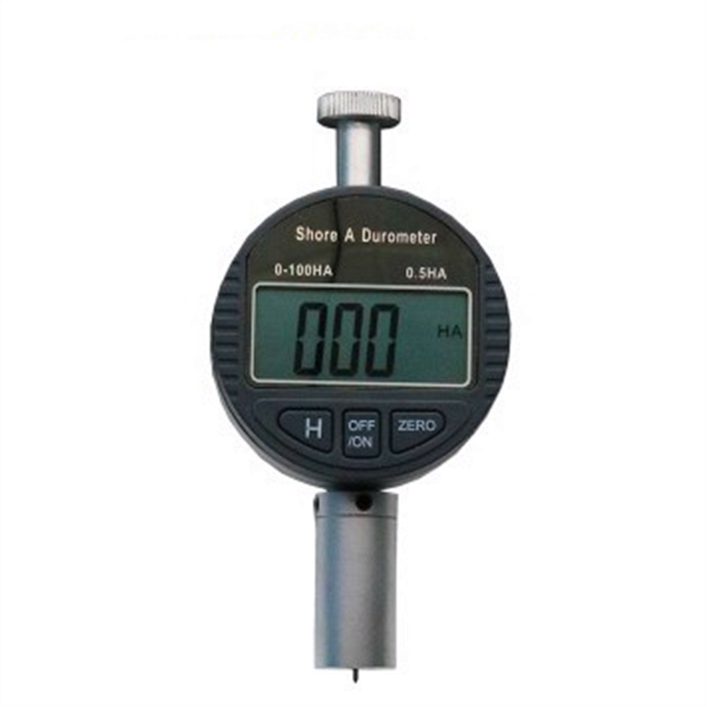 1 Pc Digital Durometer Calibrated Shore LXA LXC LXD High Precision Hardness Tester Meter 0-100HA/D/C 0.5HA/D/C цена