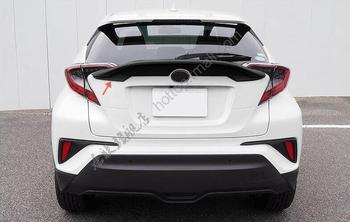ABS primer Auto posteriore Tronco Lip Spoiler Ala Fit Per Toyota C-HR CHR 2017 2018 2019 DALLO SME