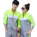 2017 NEW Tracksuit Lovers patchwork Tracksuit set Men and women's sportswear Suits Tracksuits Plus size XS-6XL 3 COLORS 88z